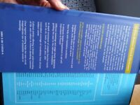 French dictionary (hardback Collins-Robert, full size) very good condition
