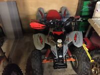 Polaris 90 quad