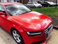 2014 Audi A4 estate 2.0 tdi tax and mot