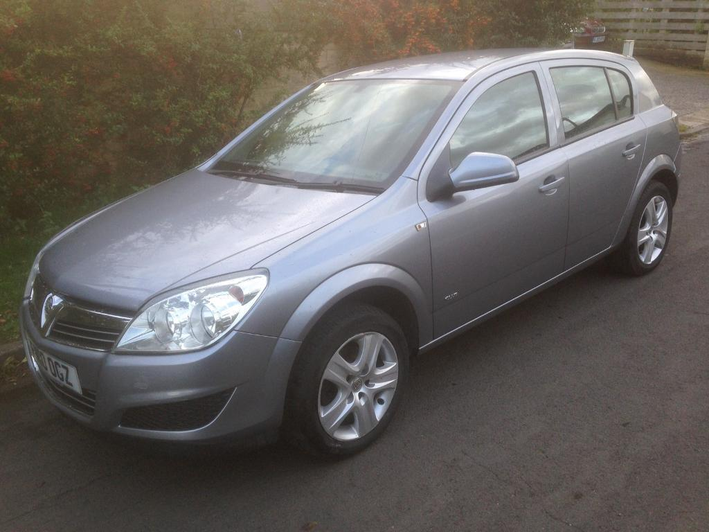 2010 Vauxhall Astra 1.4 twinport 72k Miles