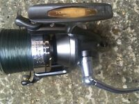 Daiwa tournament 5550 entoh reels x3