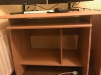 Computer Desk for Sale-Sturdy, High Quality Desk-MUST BE COLLECTED