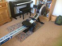 Bodymax Rowing Machine - R100APM Premier Rower - Air flow