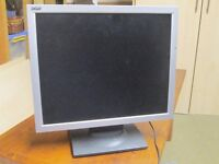 COMPUTER MONITOR FOR SALE *** PRICE REDUCED ***