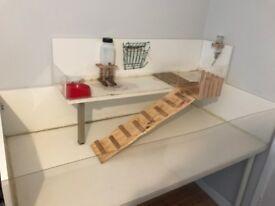 Guinea Pig Cage / Home Made
