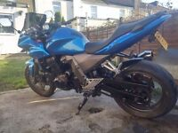 Kawasaki Z750S LOW MILAGE , GREAT CONDITION