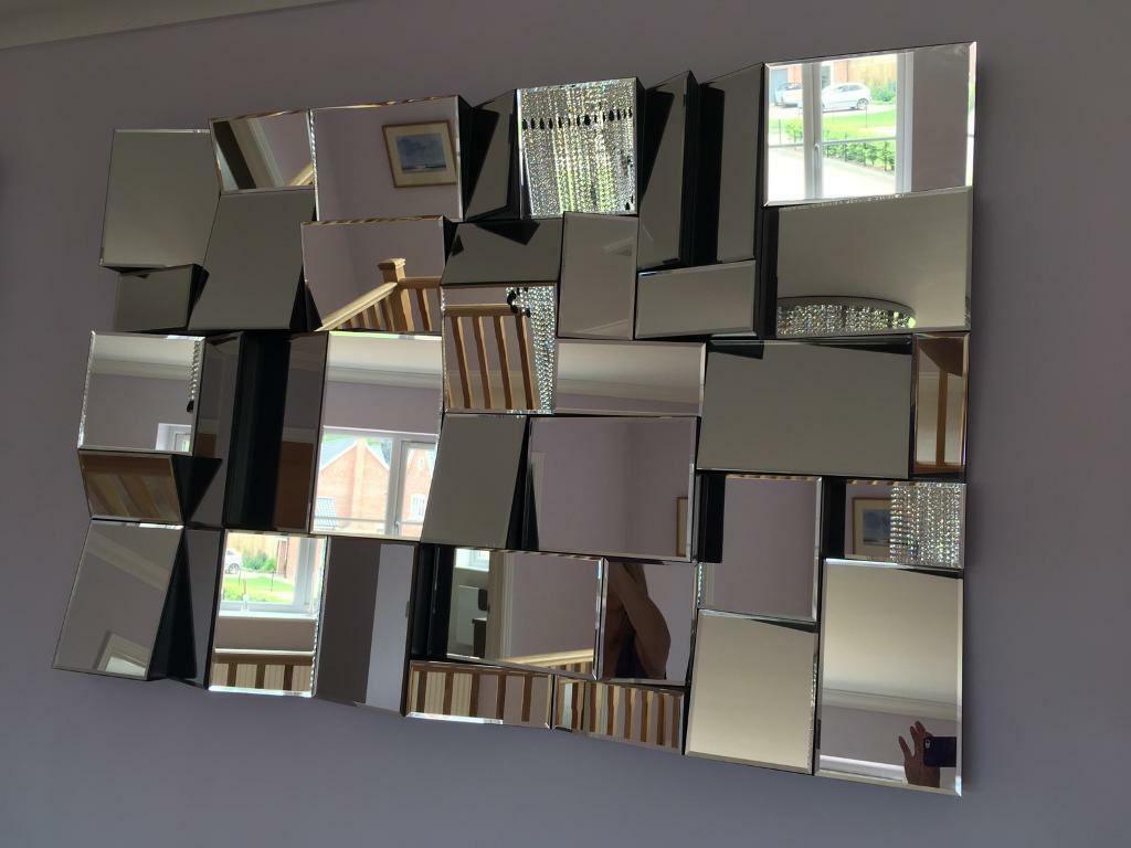 Large Multi Faceted Mirror