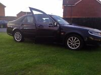 SAAB 9-5 2.0T SE RE MAPPED FULL SAAB HISTORY GREAT CONDITION (SWAP PX P/X P/EX PART EXCHANGE WHY?)