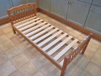 Pine Toddlers Bed