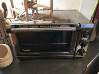 Dualit 89200 Mini Oven 18L Stainless Steel