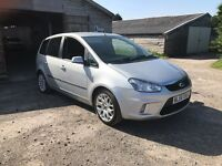 2008 Ford C-max Zetec 1.6 TDCI Mot til Sept 2017 Good Condition