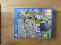 New and Unopened Fifa 17 for PS4