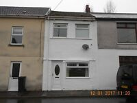 A Mid Terraced Two Bedroom Property situated in Glyncorrwg