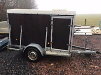 ATEC small live stock or dog trailer