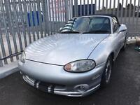 Mazda MX5 1.8 2000/W-Reg - No MOT - Track Day Toy - Extra Set Of Alloys