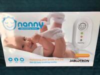 Nanny Baby Sensor Sleep Monitor