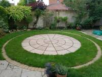 Concrete ring free for collector