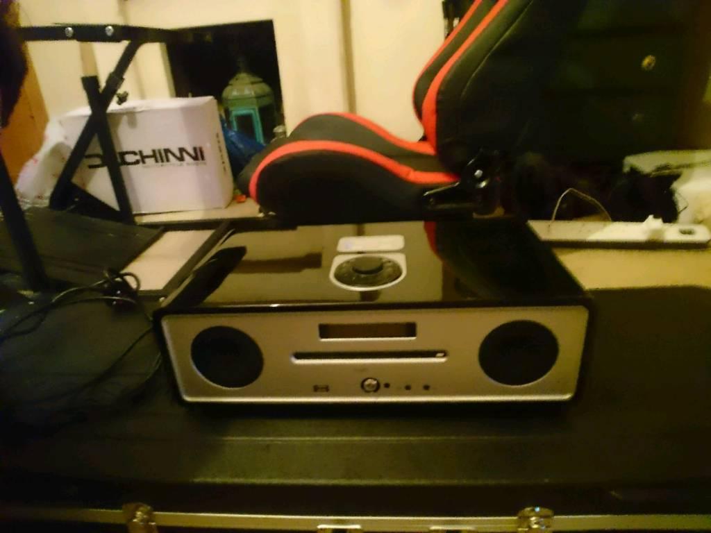 Ruark audio hifi system