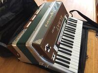 Midi accordion Elmat transicord totally reconditioned