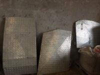 Vandal gaurds for 13 tonne digger