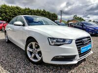 November 2011 Audi A5 SE 2.0TDI 5dr. Only 59,950 Miles and Great Value! Priced to Sell at £8,450