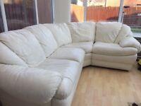 Corner sofa 7 seater
