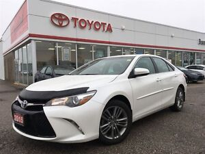 2015 Toyota Camry SE, One Owner, Local Trade, Sporty