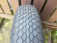 "Volvo or ford 15"" space saver spare wheel"