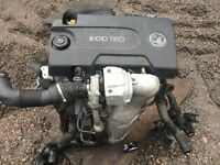 VAUXHALL ASTRA 1.3 (ENGINE CODE: A13 DTE) ENGINE, FOR SALE