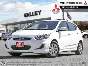 2016 Hyundai Accent SE-HEATED FRONT SEATS, BLUETOOTH, ECO MODE