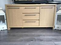 NEXT sideboard Opus Oak Range
