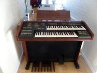 Yamaha Electone MC-20 Organ