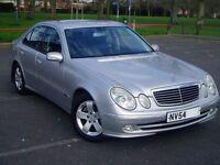 2004 Mercedes E320 Cdi Avantgarde Auto. Extensive Service History. Mot Nov. 1 Former owner. Diesel.