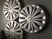 Suzuki wheel trims