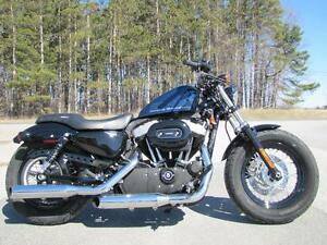 2012 Harley-Davidson® XL1200X - SPORTSTER FORTY-EIGHT