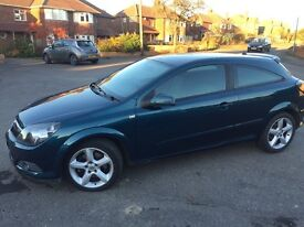 FOR SALE: Vauxhall ASTRA 1.9 cdti