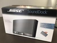 Bose SoundDock portable iPod/iPhone 30pin speaker dock