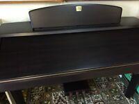 Yamaha Clavinova electric piano/keyboard