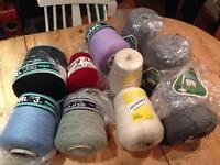 Lots of machine knitting wool - Various weights, colours and sizes! From just £3!