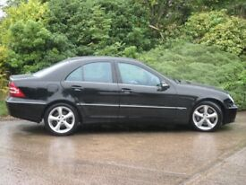 very clean 2006 mercedes c200 cdi avantgarde.moted to june 2019