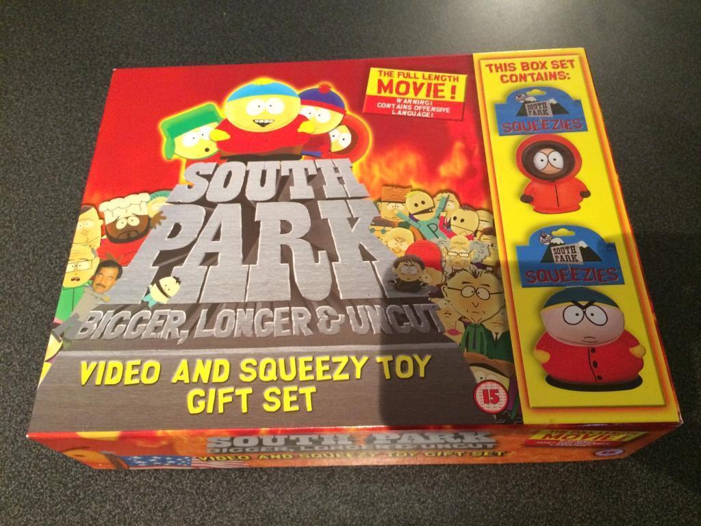 SouthPark the movie vhs