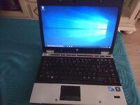 Hp Elitebook 8440p, intel i5, 6 Gbmemory ram, SSD drive