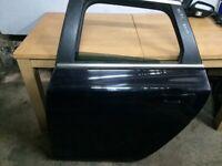 Vauxhall Astra j estate n/s rear door black