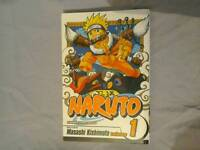 Naruto Vol. 1 *Brand New Condition*