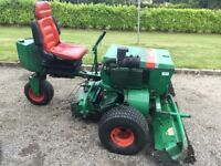 Ransomes 180 D cylinder lawnmower