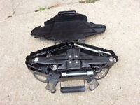 Vauxhall Vivaro, Renault Trafic 2001-2006 Spare Wheel Jack Tool kit FOR SALE