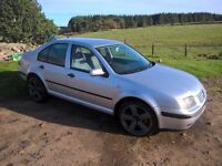 VW Bora 1.9 TDi NEW MOT