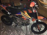 Stomp Pitbike 125cc