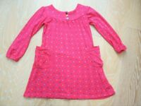 Girls bundle 6 items - age 4-5 year, M&S shorts,top,GAP jacket, Jasper Conran dress,Strawberry Faire