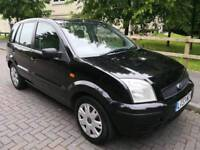 Ford fusion 1.4 petrol with 12 months mot